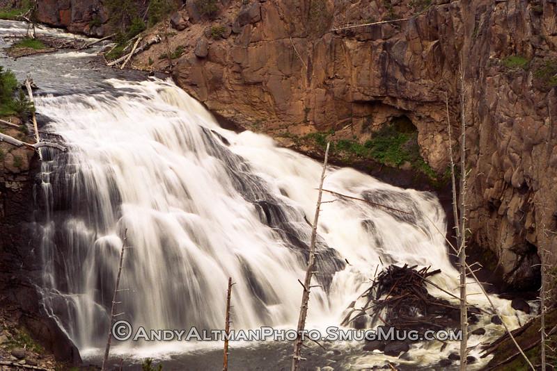 Gibbon Falls, Yellowstone NP