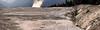 Mammoth Hot Springs Panorama - Morning
