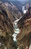 Yellowstone Lower Falls & Yellowstone Canyon