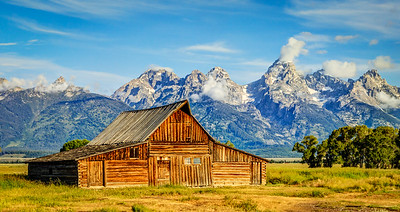 T.A. Moulton Barn - Mormon Row