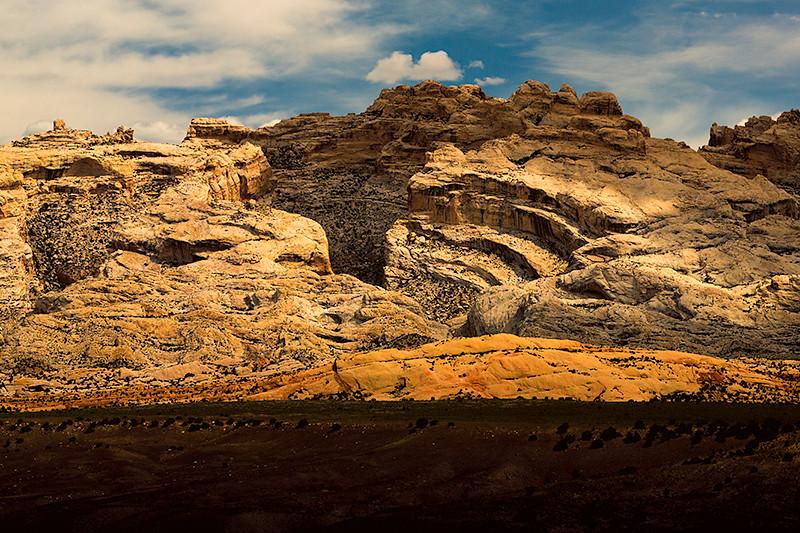 Split Mountain, Dinosaur National Monument, Utah