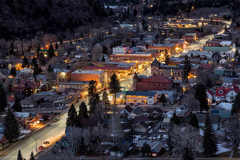 Ouray, San Juan Mountains, Colorado