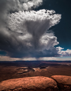 Canyonlands Thundershower