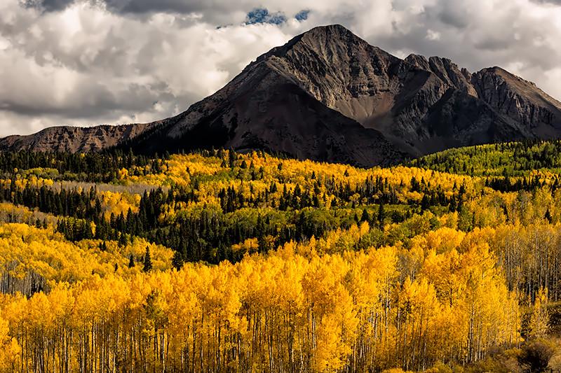 Wilson Mesa, San Juan Mountains, Colorado
