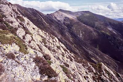 Hopegill Head and Sand Hill from Whiteside