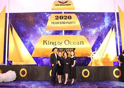The Whale Group | Year End Party 2020 instant print photo booth | Chụp ảnh lấy liền in ảnh lấy ngay Tất niên 2020 | WefieBox Photobooth Vietnam