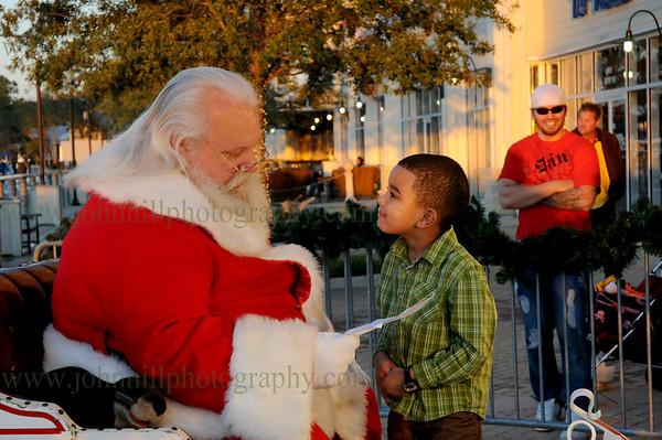 The Wharf Christmas Parade-2009