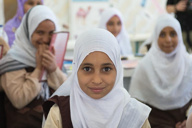 Farafra Public School - Farafra, Egypt 2014.