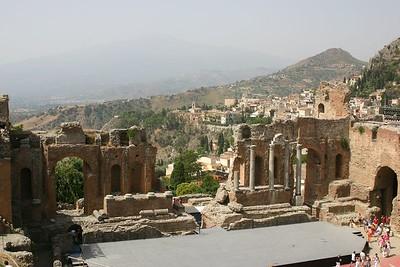 Taormina, Greek Theatre