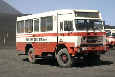 Mt Etna taxi