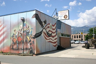 American Legion Centre, Colorado Springs