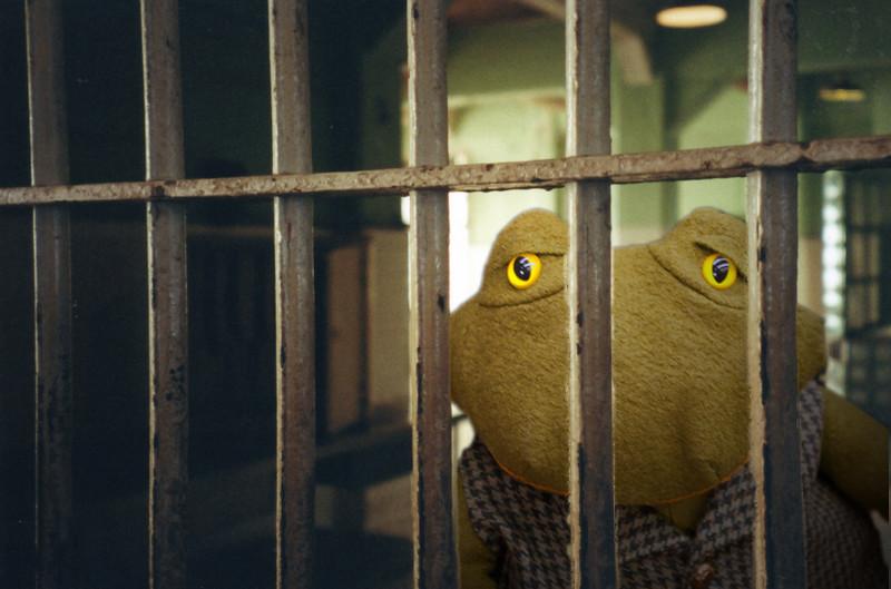 In Jail