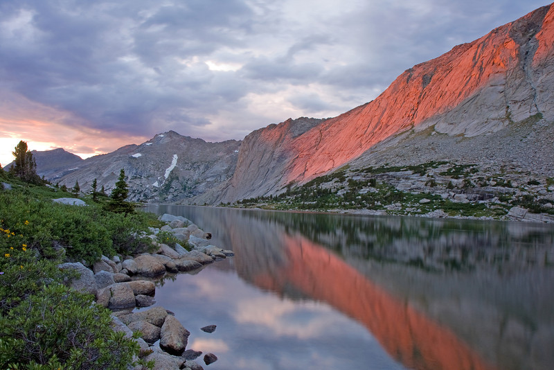 Cirque of the Towers - Wind River Range, WY