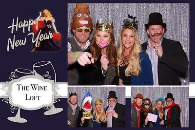 The Wine Loft NYE 2017