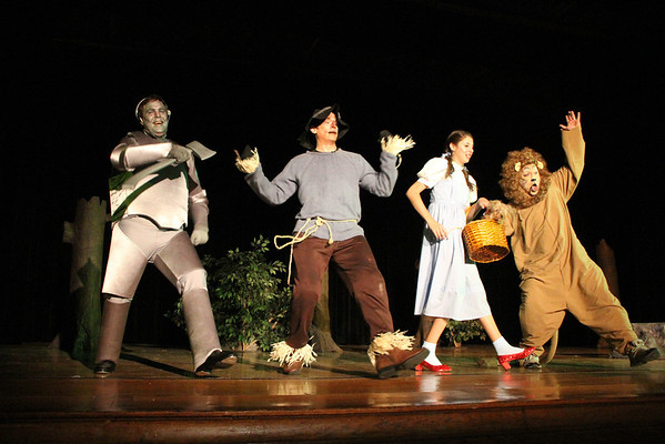 Wizard of OZ - Show Photos