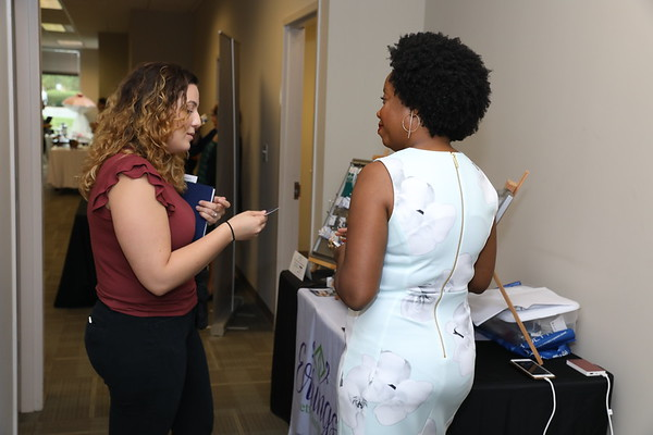 The Women's Business Center of Charlotte Small Business Month Workshop/Networking Celebration & Expo May 2018