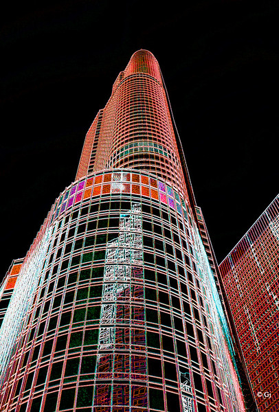 """Print title:  ' The Towering Inferno """"  /  _ABS_MG_0061 / © Gj"""