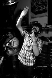 Chris rocking the Dock