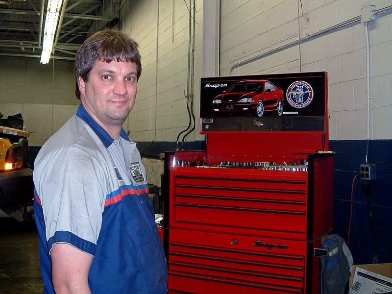 I began my career with Ford in January 2001 when I was hired as a maintenance technician at Bedford Ford.  My wife had been accepted to graduate school at the University of Missouri in Columbia, Missouri as the calendar turned to 2003.  This meant we would be moving 800 miles west.