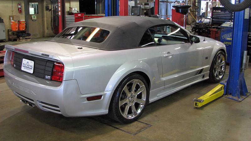 Asking price on this 22k original mile car was $25,980.