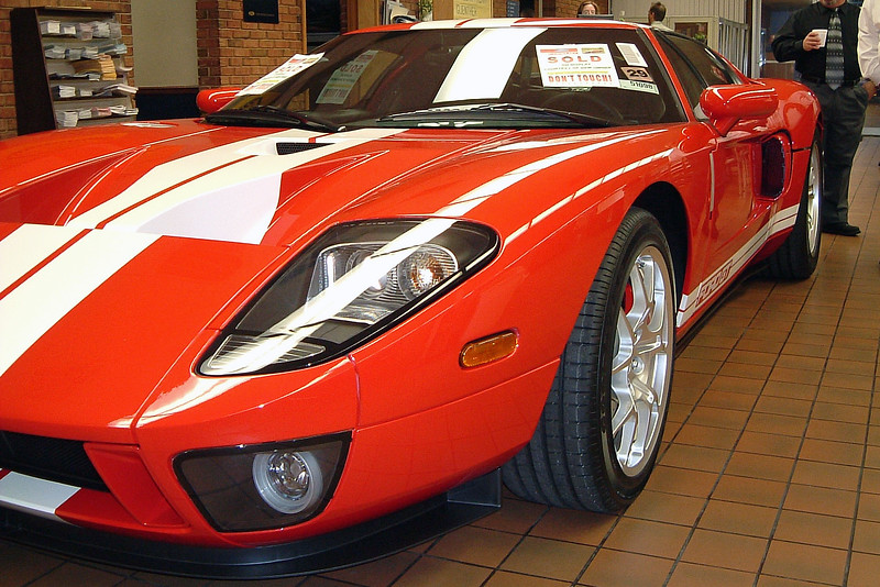 This is a rare car, one of 2,022 produced that year.
