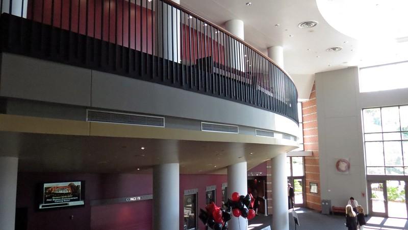 UGA Performing Arts Center.
