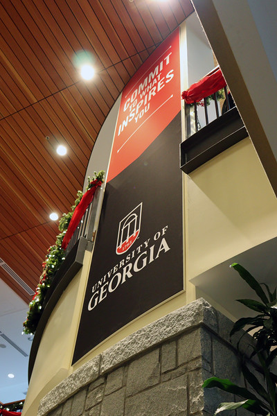 UGA's Bolton Dining Commons.