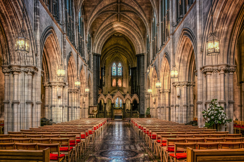 Christ Church Cathedral, Dublin, Ireland