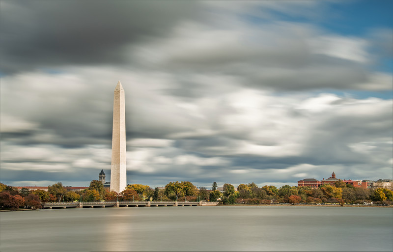 Washington Monument, Washington, D. C.