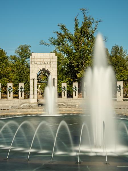 World War II Memorial, Washington, D. C.