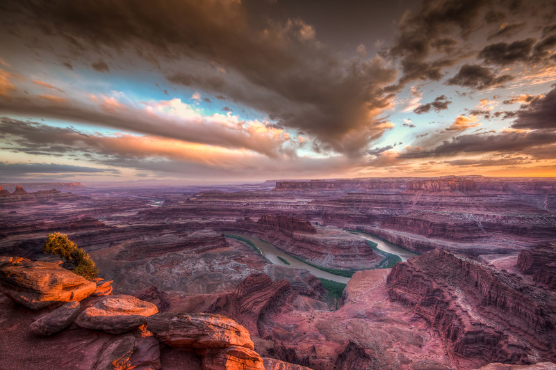 Deadhorse Point State Park, Utah