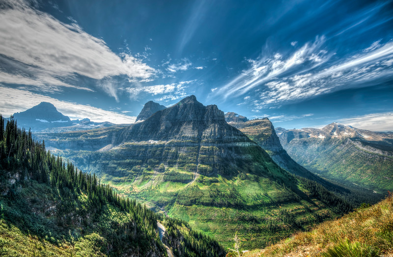 Mount Cannon, Glacier National Park