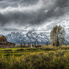 Mormon Barn, Grand Teton National Park, Wyoming