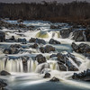 Great Falls During Normal Flow, Great Falls, Virginia