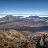 Summit of Mount Haleakala Crater