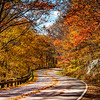 Autumn on Skyline Drive, Shenandoah National Park
