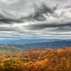 Autumn in Shenandoah National Park, Virginia