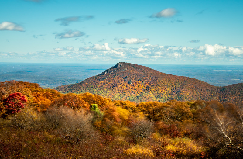 Autumn at Old Rag Mountatain, Shenandoah National Park