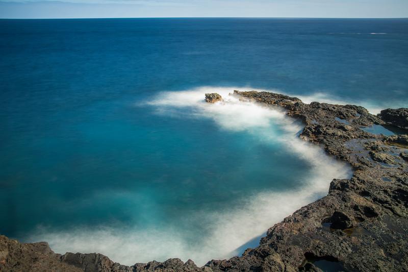 Olivine Pools, Maui, Hawaii
