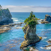 Cape Flattery, Olympic Coast, Washington State