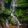Unnamed Waterfall, Shenandoah National Park, Virginia