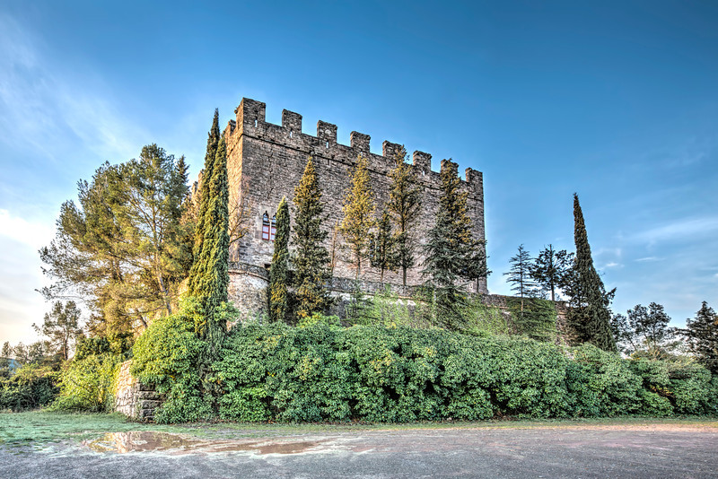 Castell de Balsareny (Catalonia)