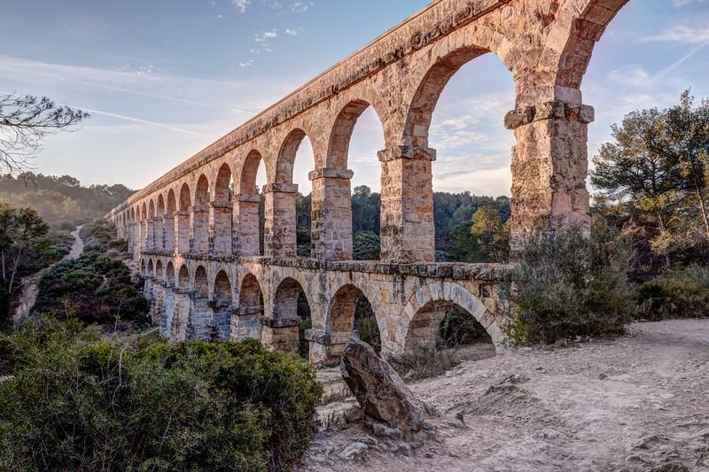 Pont del Diable (Aqüeducte de les Ferreres)