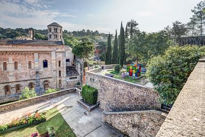 Girona, Temps de Flors 2018 (Catalonia)