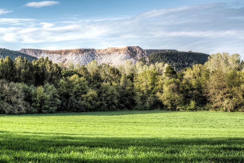 The Salt Mountain of Sallent