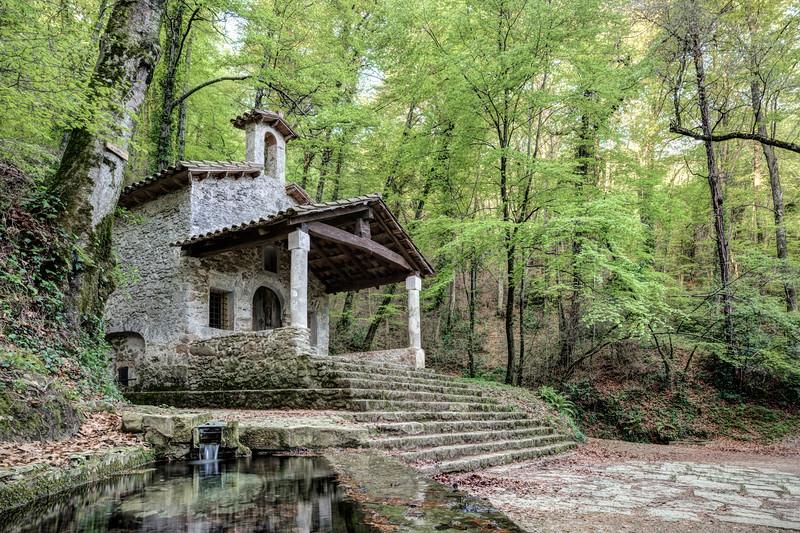 Sant Martí del Corb (Les Preses, Catalonia)