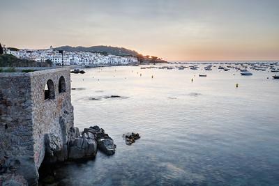 Sunrise At Calella de Palafrugell (Catalonia)