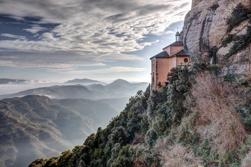 Santa Cova de Montserrat (Catalonia)