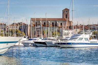 La Ciotat Old Port (France)