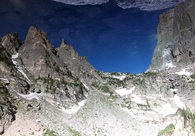 Alpine reflected